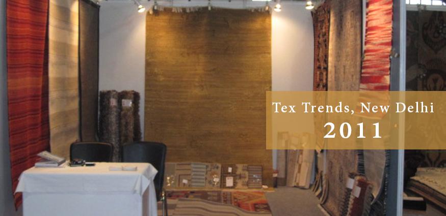 Tex Trends, New Delhi 2011