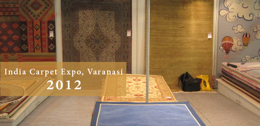 India Carpet Expo, Varanasi 2012